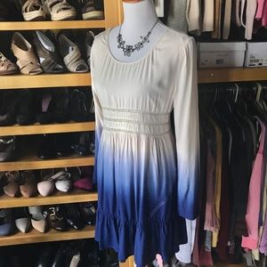 Dresses & Skirts - BLU PEPPER NWT $68 tie dyed baby doll dress
